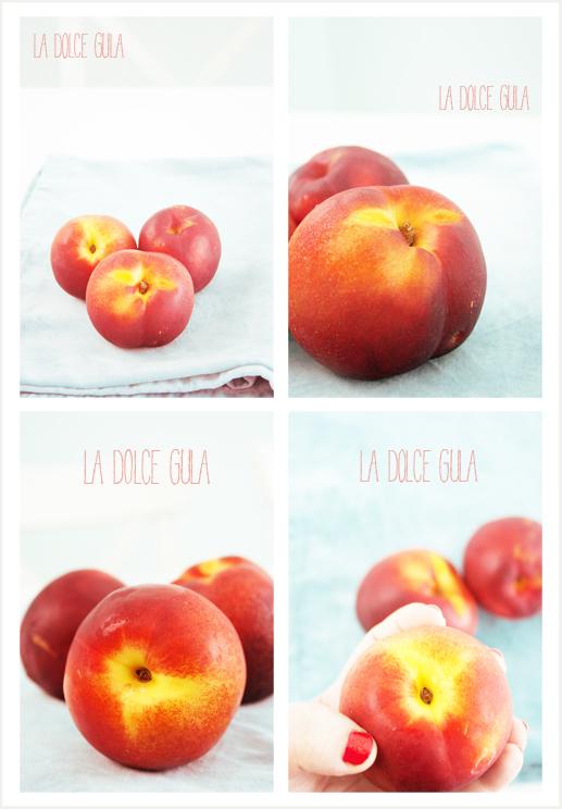 © La Dolce Gula-Picreceta LDG-Helado De Nectarina ©