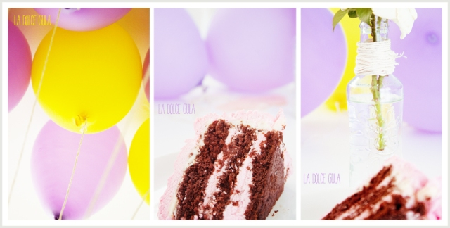 © La Dolce Gula Adorable Couple Cake ©