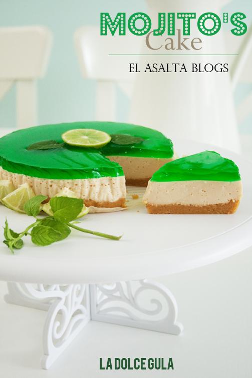 © La Dolce Gula Mojito's Cake ©