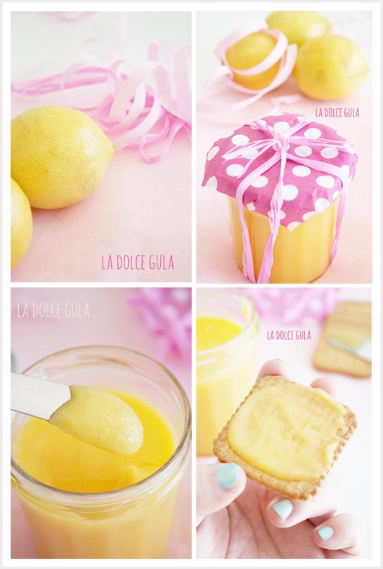 © La Dolce Gula Lemon Curd©