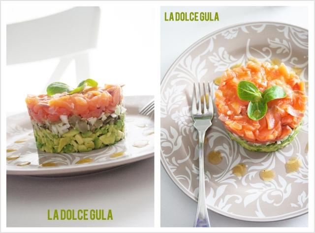 © La Dolce Gula Tartar De Salmon Y Aguacate El Asalta Blogs capitulo 5©