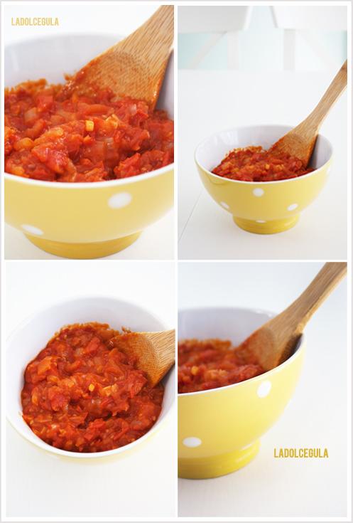 © La Dolce Gula Salsa De Tomate Casera©