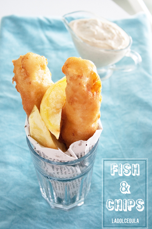 © La Dolce Gula Fish & Chips ©