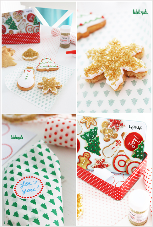 © La Dolce Gula Navidad Christmas Cookies Part II ©