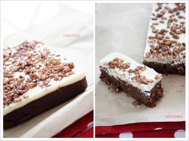 © La Dolce Gula Navidad Turrón Dos Chocolates  ©
