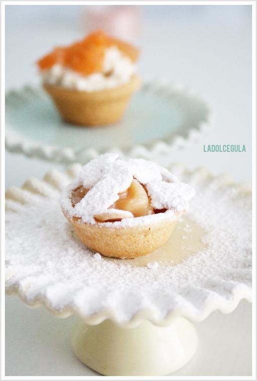 © La Dolce Gula Navidad Tartaletas Dulces Y Saladas De Navidad ©