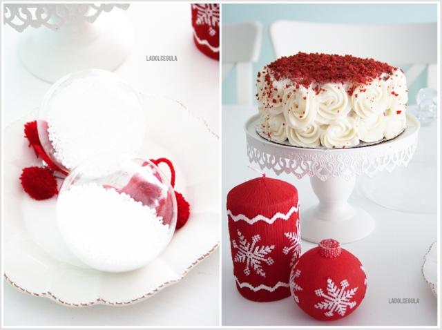 © La Dolce Gula Navidad Red Velvet Cake ©