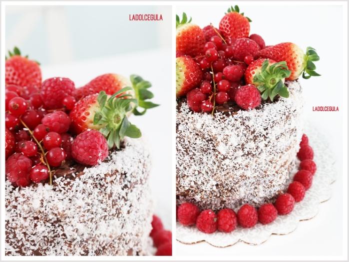 © La Dolce Gula The 23rd Birthday Cake ©