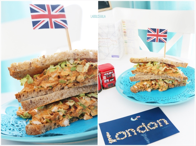 © La Dolce Gula Coronation Chicken  ©