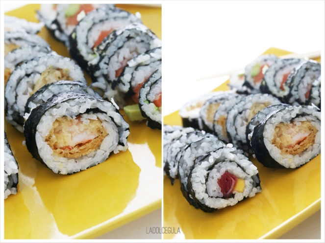 © La Dolce Gula My First Maki Sushi  ©