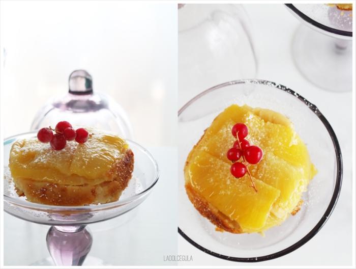 © La Dolce Gula Pineapple Cake  ©