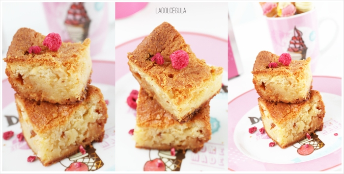 © La Dolce Gula Blondies ©