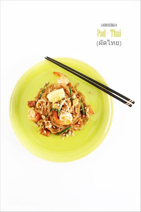 La Dolce Gula - Pad Thai 03