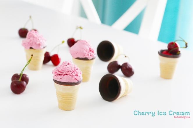 La Dolce Gula - Cherry Ice Cream 06