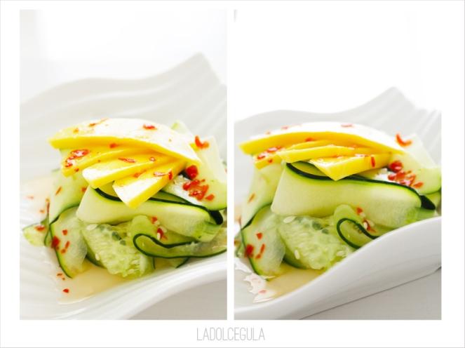 La Dolce Gula - Mango Salad 02