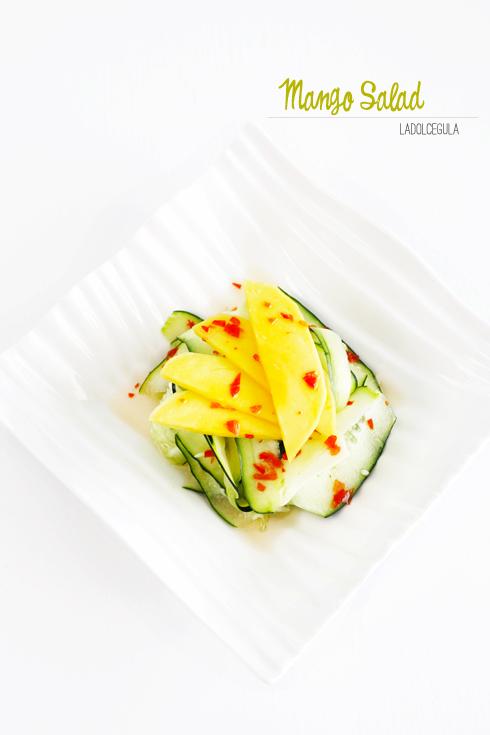 La Dolce Gula - Mango Salad 03