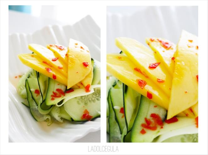 La Dolce Gula - Mango Salad