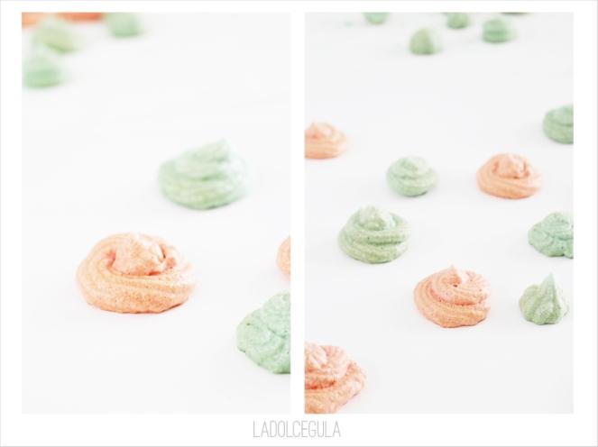 La Dolce Gula - Merenguitos De Colores