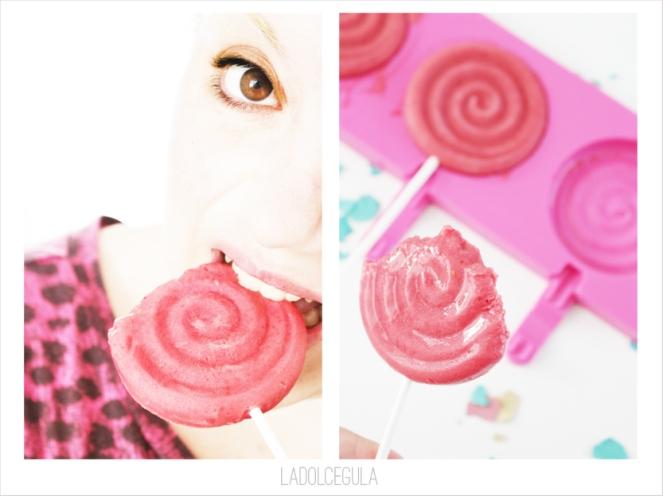 La Dolce Gula - Strawberry Popsicles 04