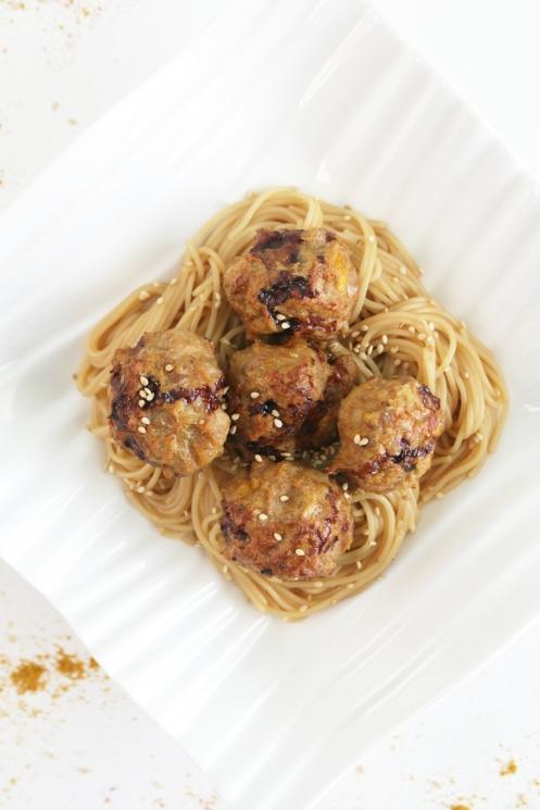 La Dolce Gula - Thai Meatballs