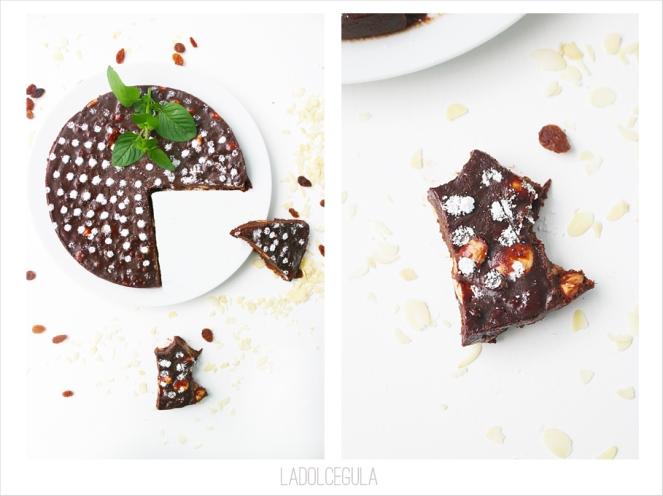 La Dolce Gula - Tarta De Chocolate Sin Horno