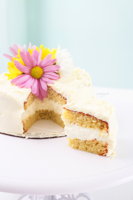 La Dolce Gula 2 Anniversary Wedding Cake 06