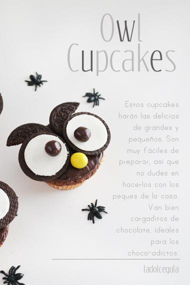 La Dolce Gula Owl Cupcakes 02