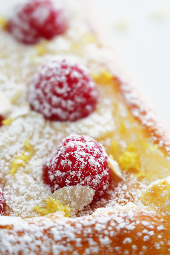 La Dolce Gula - Lemon Curd Cake 2