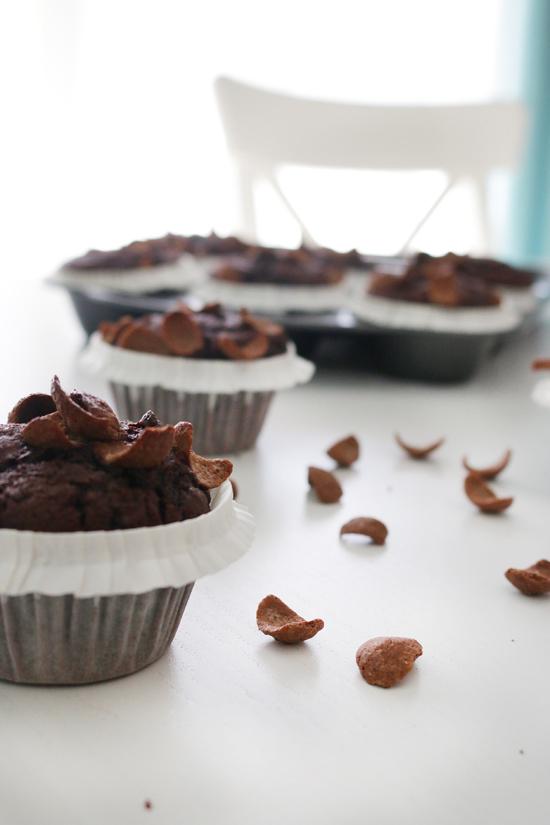 La Dolce Gula - Muffins de Chocapic 4