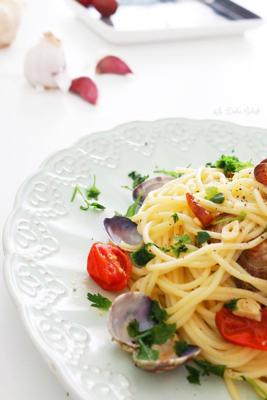 La Dolce Gula - Spaguetti Alle Vongole 2