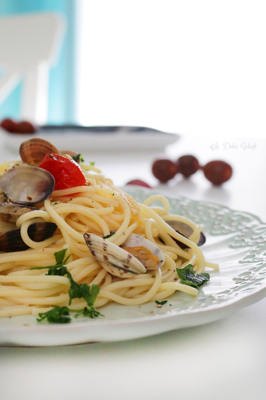La Dolce Gula - Spaguetti Alle Vongole