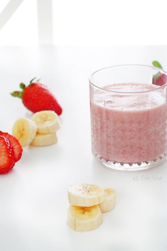 La Dolce Gula - Strawberry Smoothie 3