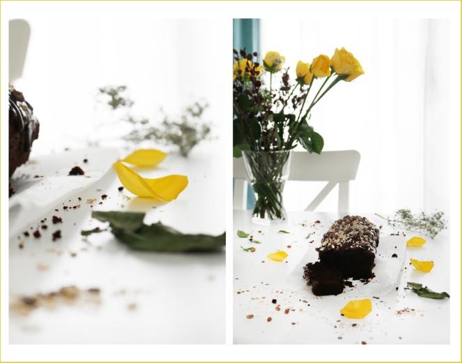 La Dolce Gula - Plum Cake de Chocolate y Muesli 9