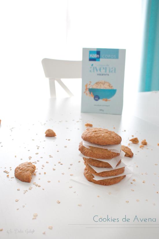 La Dolce Gula - Cookies de Avena 4