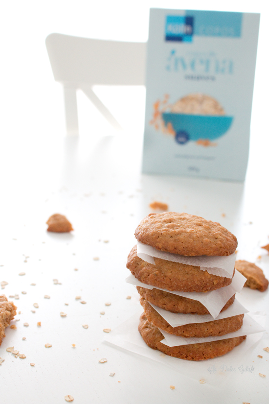 La Dolce Gula - Cookies de Avena 5