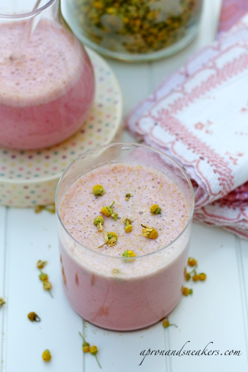 camomile-smoothie