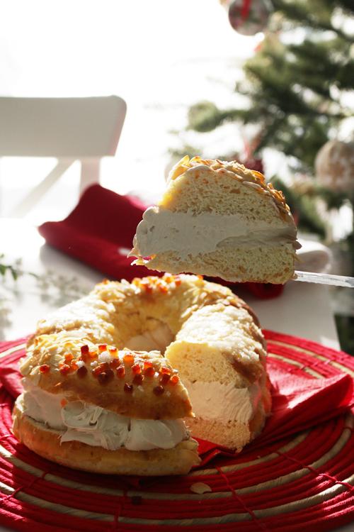 Roscón de Reyes y Mousse de Tiramisú