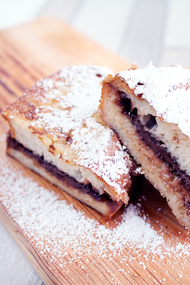 Torrijas Con Chocolate-2
