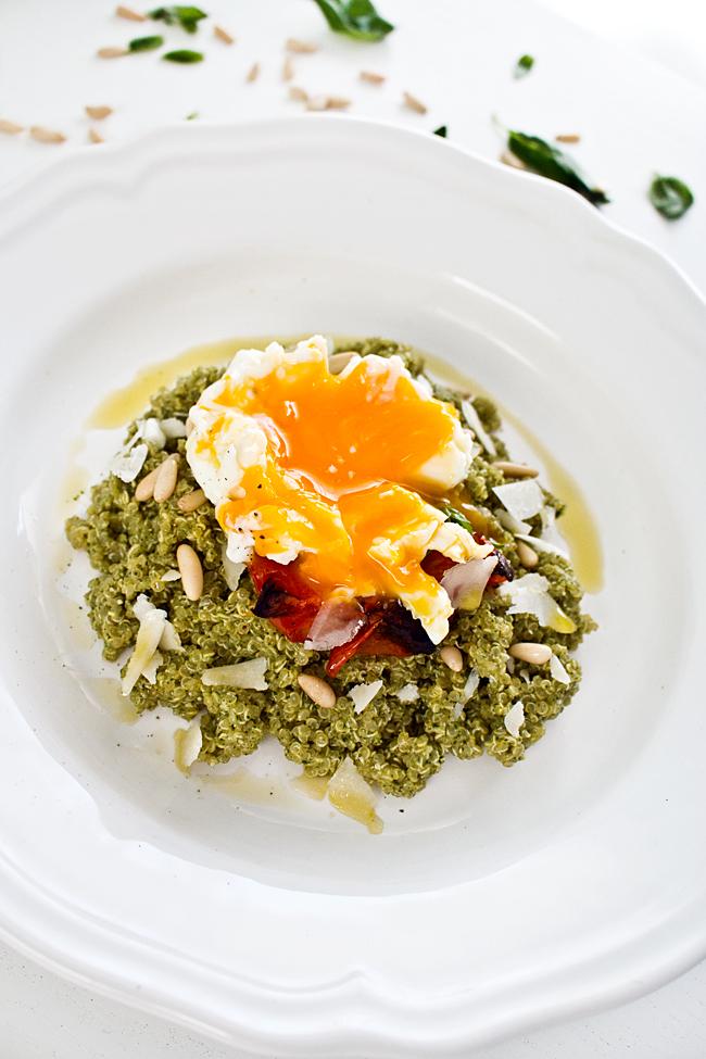 Quinoa-Con-Pesto-y-Huevo-Poche-4