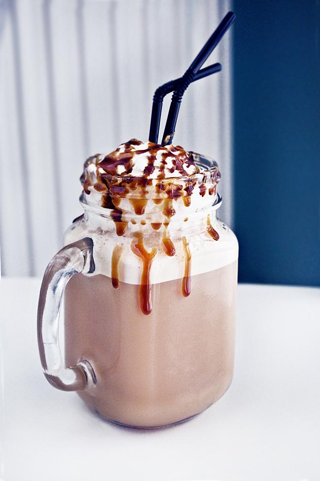 Caramel Frapuccino