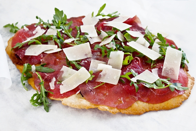 Flatbread-Carpaccio