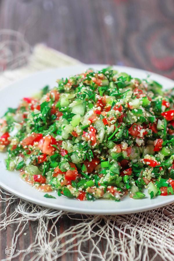 Taboule-salad
