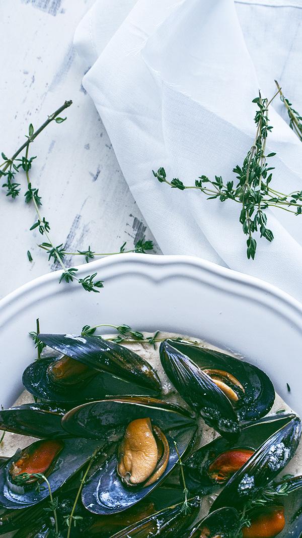 Recetas con mejillones for Cocinar mejillones en salsa